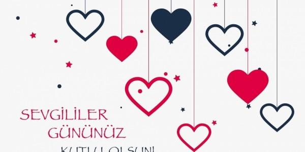 14 Şubat sevgililer günü kutlu olsun❤️